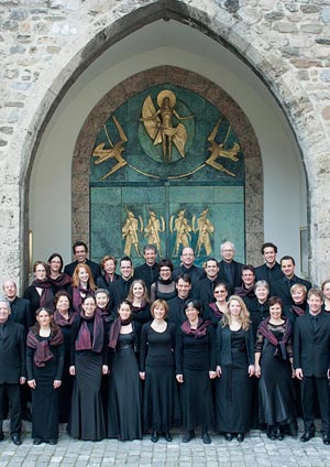 Affiche de l'évènement Ensemble Vocal de Saint-Maurice – Requiem de Mozart, Missa Sancti Mauritii de Eybler