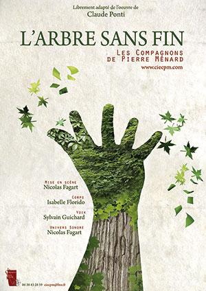 Affiche de l'évènement Les Compagnons de Pierre Ménard – L'arbre sans fin