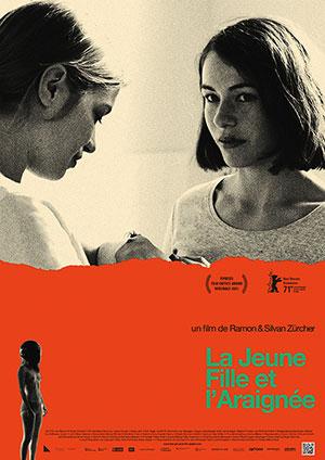 Affiche de l'évènement Aventiclap – Festival du Film Avenches – La Jeune Fille et l'araignée