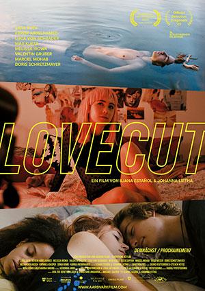 Affiche de l'évènement Aventiclap – Festival du Film Avenches – Lovecut