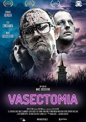 Affiche de l'évènement Aventiclap – Festival du Film Avenches – Vasectomia