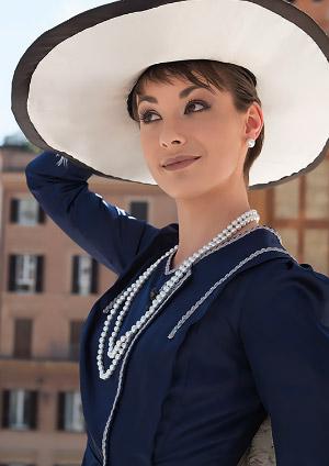 Affiche de l'évènement Théâtre – Il était toujours Audrey Hepburn