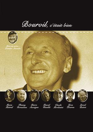 Affiche de l'évènement Un géant du rire – Bourvil, c'était bien