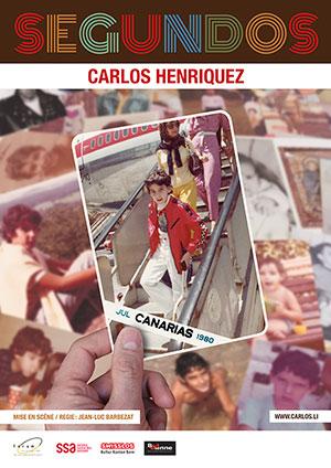 Affiche de l'évènement ACP - Aurélie Candaux Productions présente: – Carlos Henriquez - Segundos
