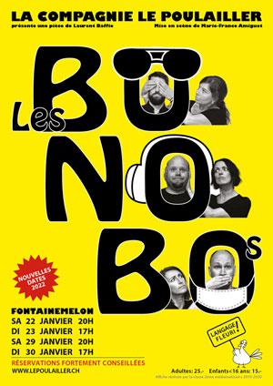 Affiche de l'évènement Compagnie Le Poulailler – Les Bonobos