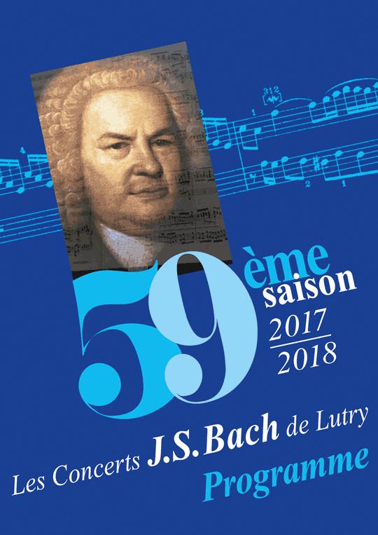 Affiche de l'évènement Concerts J.S. Bach de Lutry – Ensemble Les Inventions