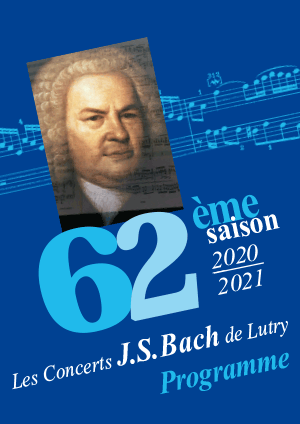 Affiche de l'évènement Concerts J.S. Bach de Lutry - 62e saison – Ensemble Corund de Lucerne