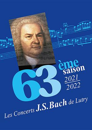 Affiche de l'évènement Concerts J.S. Bach de Lutry - 63e saison – Mendelssohn Kammerorchester Leipzig