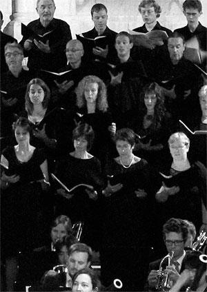 Affiche de l'évènement Collégiale de Neuchâtel – J.-S. Bach, Cantates de Pâques