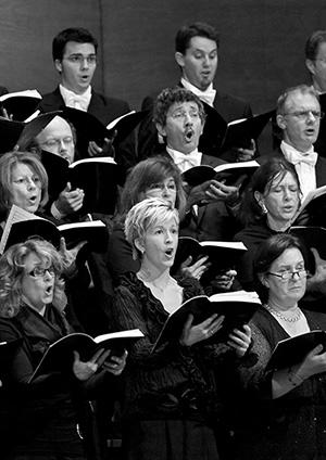 Affiche de l'évènement Laudate Deum en chœur de chambre – Les Vêpres de Rachmaninov