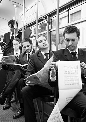 Affiche de l'évènement Ensemble vocal Thélème, Bâle – Orlando di Lasso, Clément Janequin