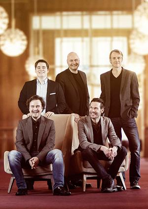 Affiche de l'évènement Tenebrae – Ensemble Vocal Amarcord (Leipzig)