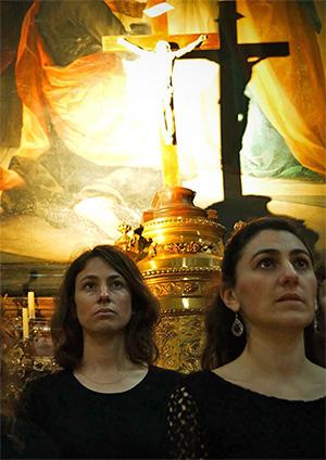 Affiche de l'évènement Cortège d'Orphée, Besançon – Via Crucis, Franz Liszt