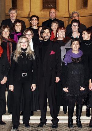 Affiche de l'évènement Splendeur du baroque espagnol – Chœur In Illo Tempore et Guy Bovet, orgue