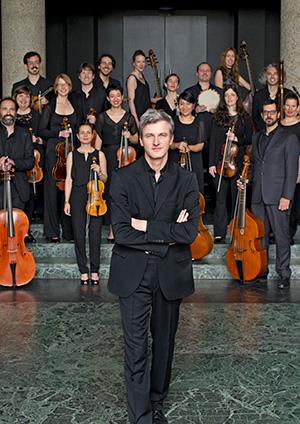 Affiche de l'évènement Concert exceptionnel en collaboration avec le Festival du Haut-Jura – Le Poème Harmonique, dir. Vincent Dumestre