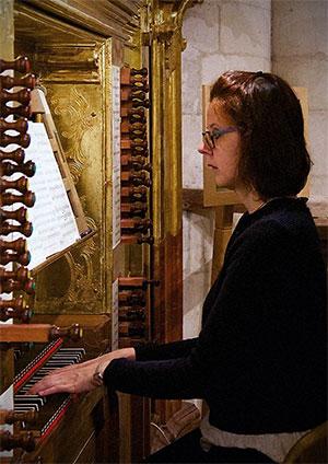 Affiche de l'évènement Orgue et violon: Sonates de J.S. Bach – Cécile Mansuy & Johannes Frisch
