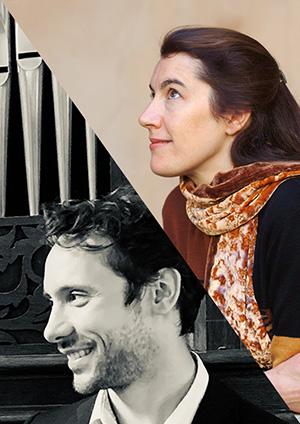 Affiche de l'évènement Françoise Masset (soprano) et Gabriel Bestion de Camboulas (orgue) – Figures féminines, De la muse à la compositrice