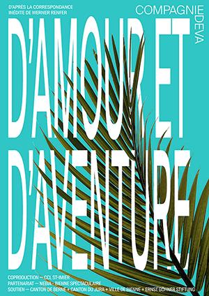 Affiche de l'évènement Compagnie Deva – D'Amour et d'Aventure