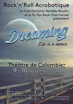 Affiche de l'évènement Dynamic Dandies – Dreaming