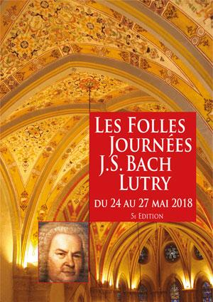Affiche de l'évènement Les Folles Journées J.S. Bach – Ensemble à cordes Gyula Stuller