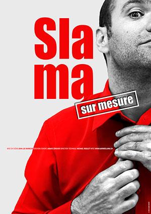 Affiche de l'évènement Sur-mesure, Best-of à la carte – Karim Slama
