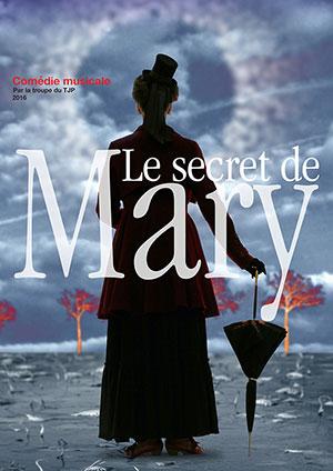 Affiche de l'évènement Comédie musicale – Le Secret de Mary