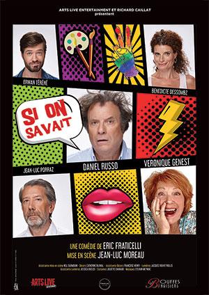 Affiche de l'évènement L2B Productions présentent Les Théâtrales – Si on savait
