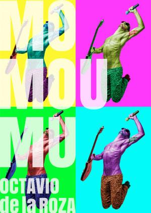 Affiche de l'évènement Une création chorégraphique d'Octavio de la Roza – Mo-Mou-Mu