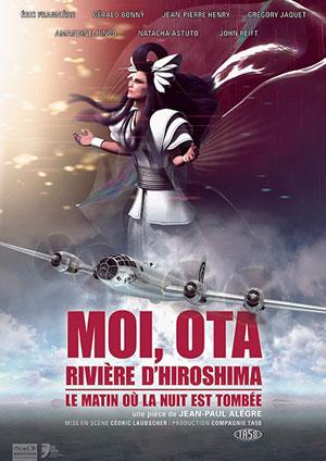 Affiche de l'évènement Théâtre – Moi, Ota, Rivière d'Hiroshima