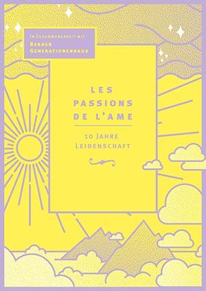Affiche de l'évènement Les Passions de l'Ame – 4 Éléments