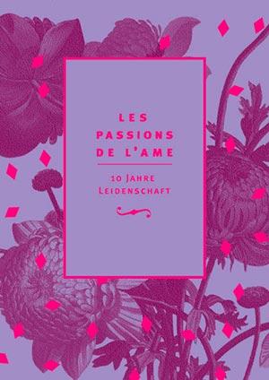 Affiche de l'évènement Les Passions de l'Ame – Concertos brandebourgeois
