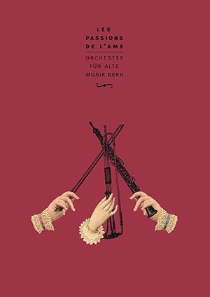 Affiche de l'évènement Les Passions de l'Ame – Dreamteam