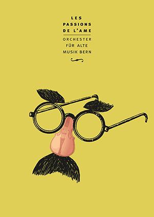 Affiche de l'évènement Les Passions de l'Ame – Schabernack