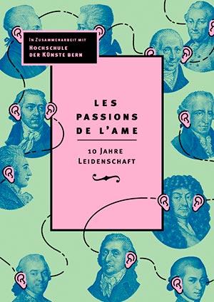 Affiche de l'évènement Les Passions de l'Ame – Zeitgeist