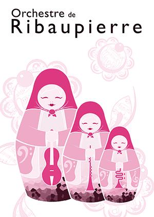 Affiche de l'évènement Orchestre de Ribaupierre – Borodine & Glière