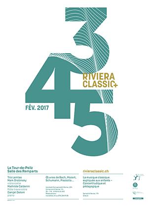 Affiche de l'évènement Festival de musique classique – Riviera Classic+