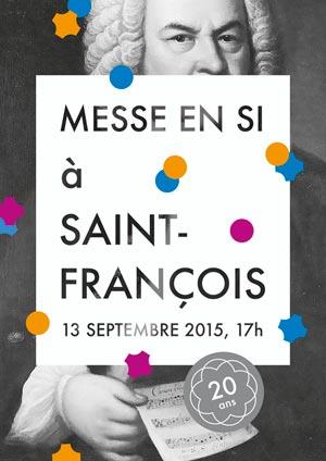 Affiche de l'évènement Gli Angeli Genève – J.-S. Bach, Messe en Si