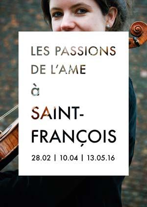 Affiche de l'évènement Les Passions de l'Ame – Ode to Shakespeare