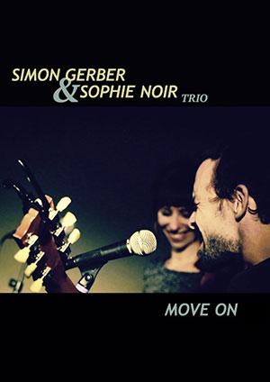 Affiche de l'évènement Trio – Simon Gerber et Sophie Noir