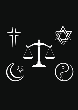 Affiche de l'évènement Conférence-débat – Agents du religieux: état de droit et société civile