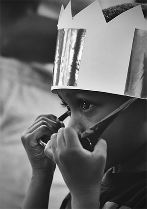 Affiche de l'évènement Toussaint'S Festival - Contes pour enfants – Même pas peur