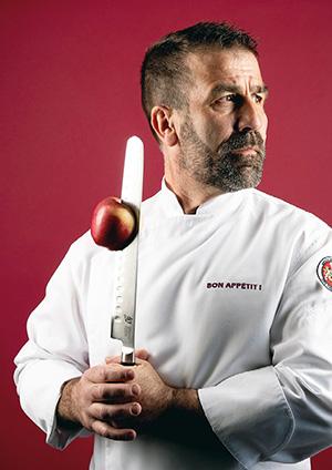 Affiche de l'évènement Dimanches du Livre – Philippe Ligron vous souhaite «Bon appétit!»