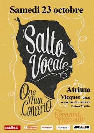 Affiche de l'évènement Musique – Salto Vocale