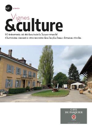 Affiche de l'évènement ACP Productions présente: – Vignes & Culture