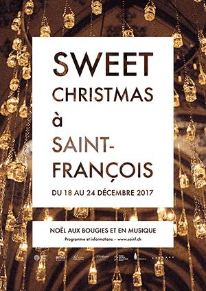 Affiche de l'évènement Voix de Lausanne – Sweet Christmas